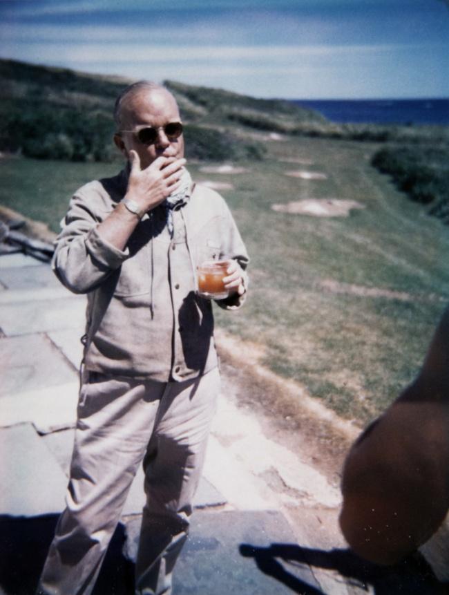 Andy Warhol (1928-1987) 'Truman Capote' 1972