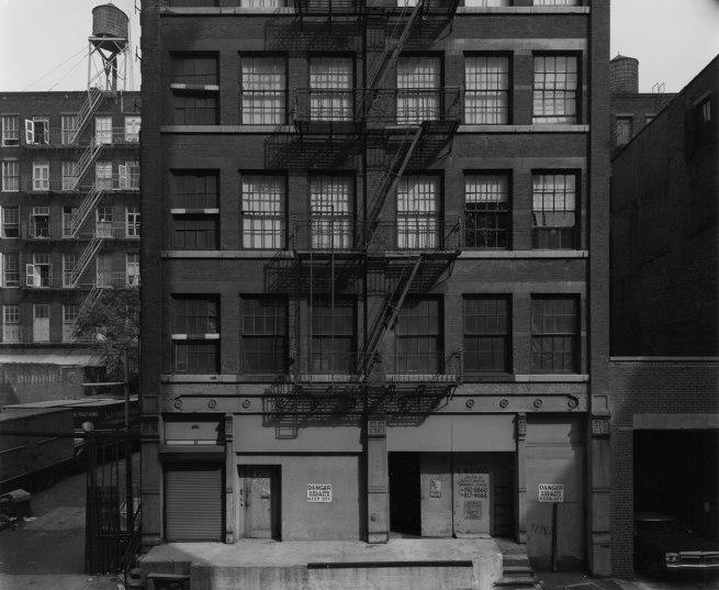 Bevan Davies. '144 Wooster Street, New York' 1976