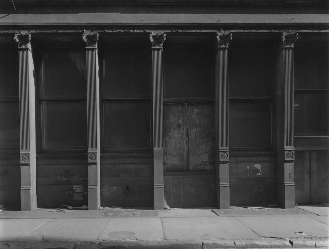 Bevan Davies. '94 Greene Street, New York' 1975