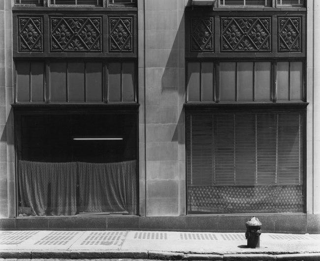 Bevan Davies. 'Walker Street., New York' 1976