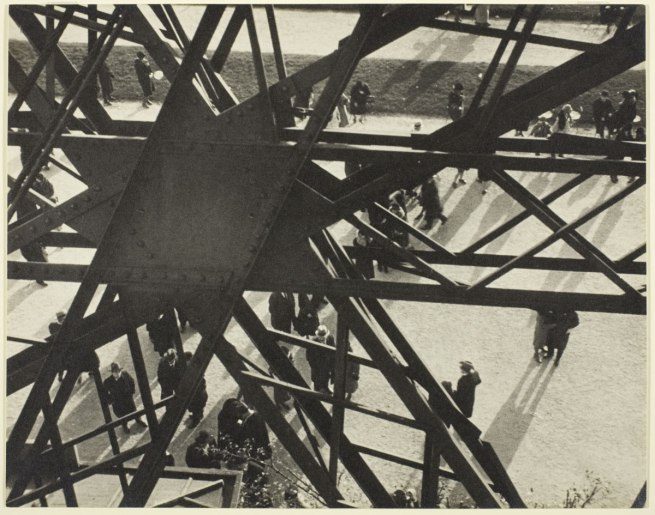 Ilse Bing. 'Eiffel Tower, Paris, 1931' 1931