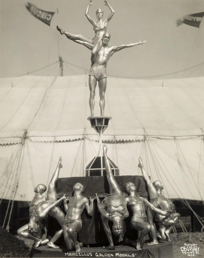Edward J. Kelty (1888-1967) 'Marcellus Golden Models' 1933
