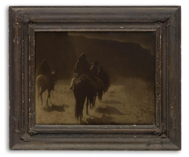 Edward S. Curtis (1868-1952) 'The Vanishing Race' 1904