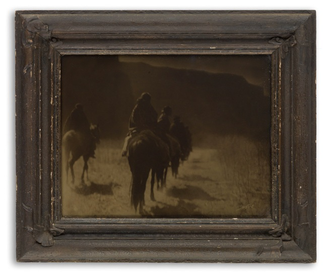 Edward S. Curtis (1868-1952) 'The Vanishing Race' 1904