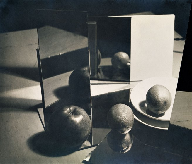 Florence Henri. 'Composition abstraite [Still-life composition]' 1929