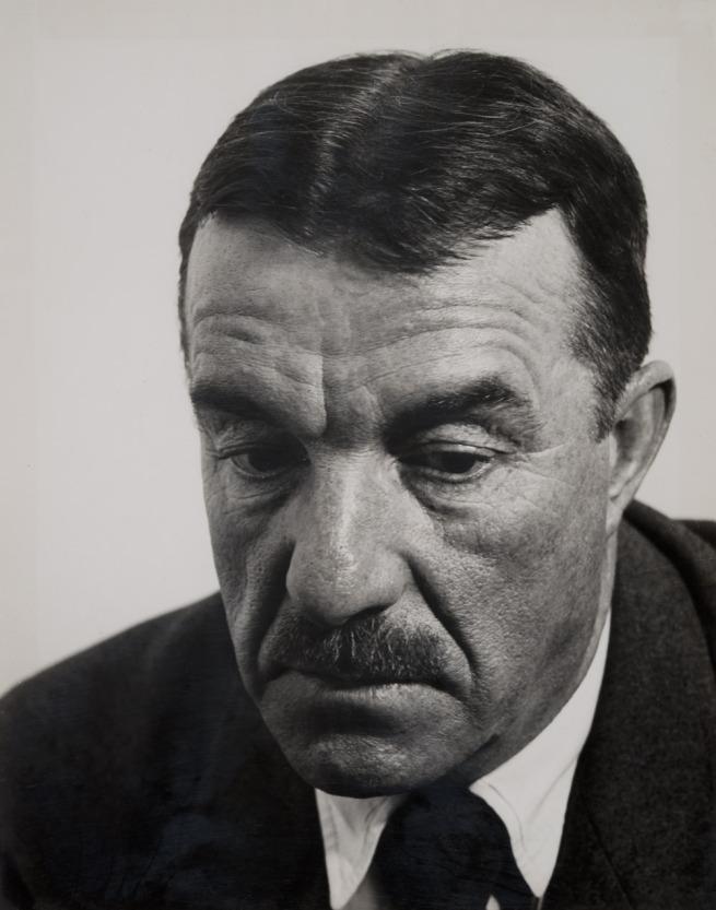Florence Henri. 'Fernand Léger' 1934
