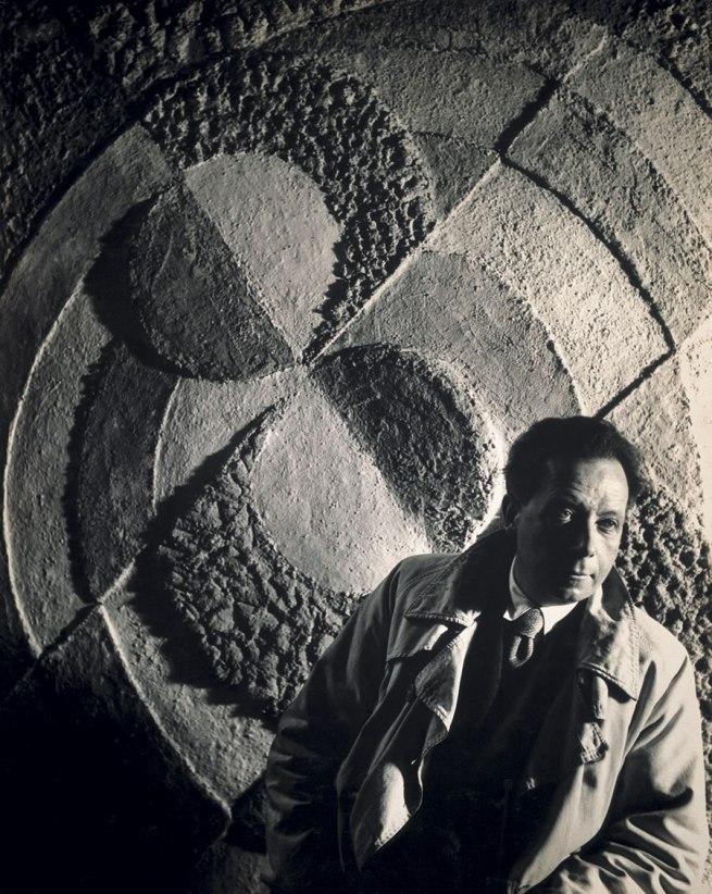 Florence Henri. 'Robert Delaunay' c. 1935