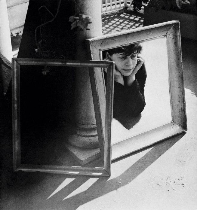 Florence Henri. 'Autoportrait [Self-portrait]' 1938