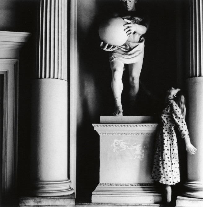 Francesca Woodman (1958-1981) 'Untitled, Rome, Italy' 1977/1978