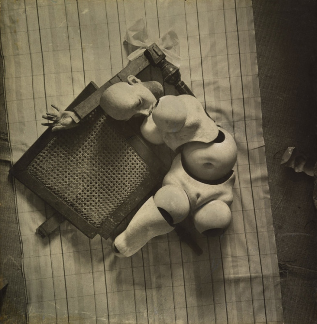 Hans Bellmer. 'The Doll (La Poupée)' 1935
