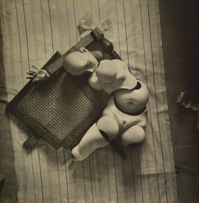 Hans Bellmer. 'The Doll (La Poupée)' 1935