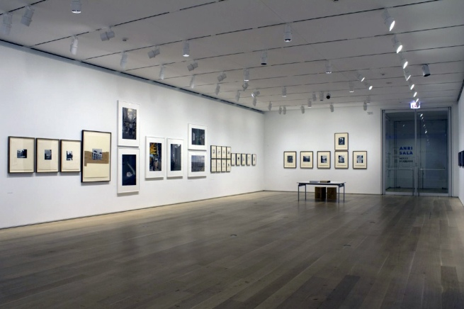 Jim Iska. 'Untitled [Installation view of the exhibition John Gossage: Three Routines at The Art Institute of Chicago]' 2015