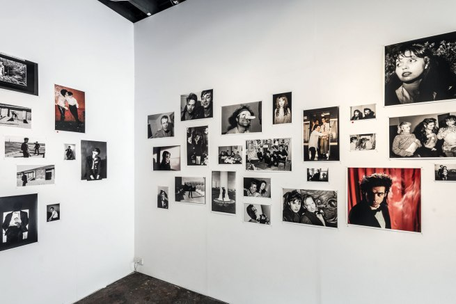 Installation photograph of the exhibition 'Juvenilia' at Strange Neighbour, Melbourne