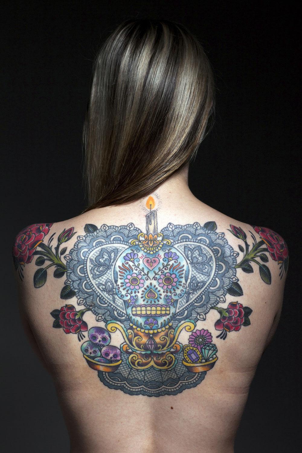 Karl Marc Tattoo Karl Marc Ashleigh Tattooed