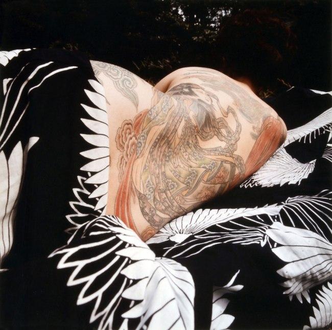 Ruiko Yoshida. 'One Holiday of a Japanese Masseuse, Tokyo, 1978' 1978