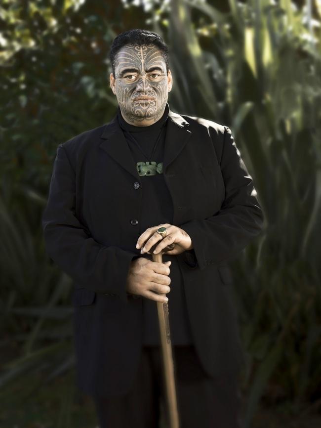 Becky Nunes. 'Shane Te Ruki' 2005
