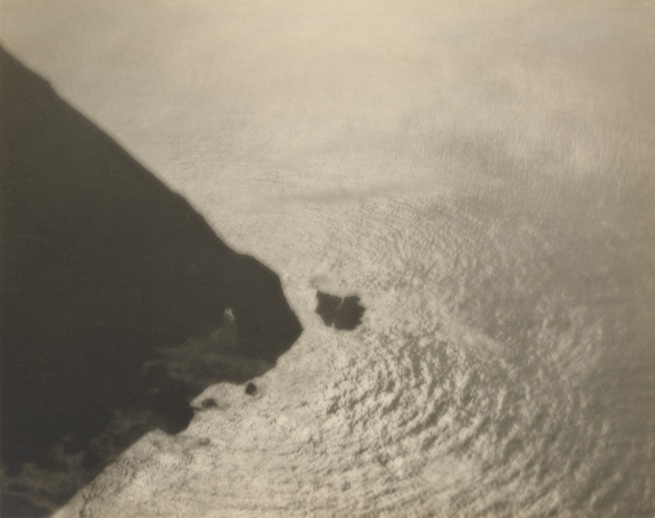 Anne W. Brigman (American, born Hawaii 1869-1950) 'A Study in Radiation' 1924