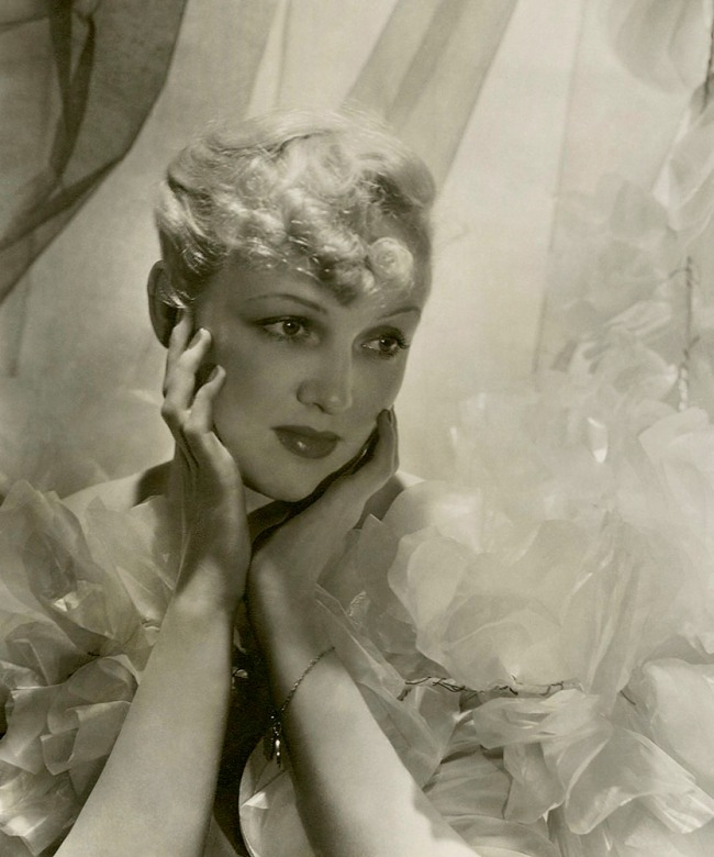Cecil Beaton. 'Virginia Cherrill' 1930s