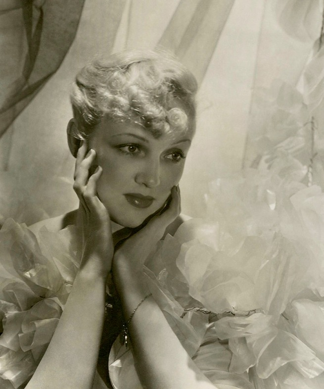 Cecil Beaton. 'Virginia Cherrill' 1930s