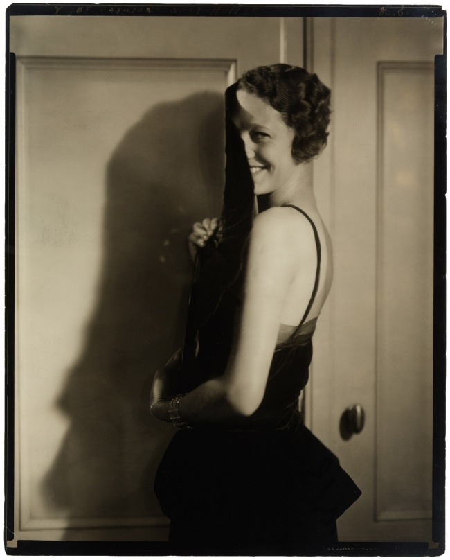Edward Steichen (American, born Luxembourg 1879-1973) 'Gertrude Lawrence' 1928