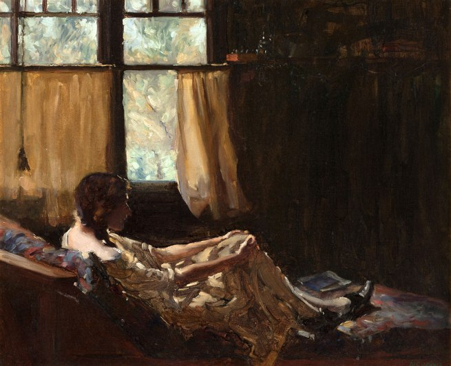 Nora Gurdon. 'Under the Window' 1922