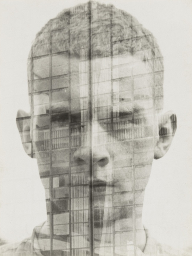 Hajo Rose. 'Untitled (Self-Portrait)' 1931