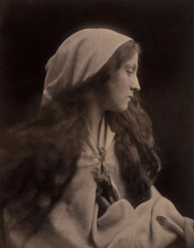 Julia Margaret Cameron (1815-1879) 'The Dream' 1869
