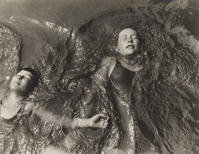 Kate Steinitz 'Backstroke' (Rückenschwimmerinnen) 1930