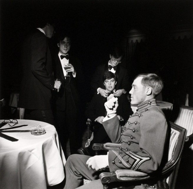 Larry Fink. '2nd Hungarian Ball' 1978