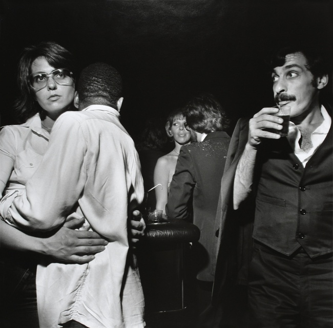 Larry Fink. 'Studio 54, New York City' May 1977