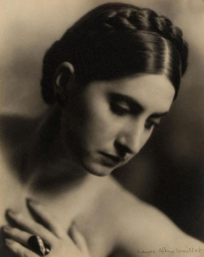 Laure Albin-Guillot (1879-1962) 'Opale' c. 1930
