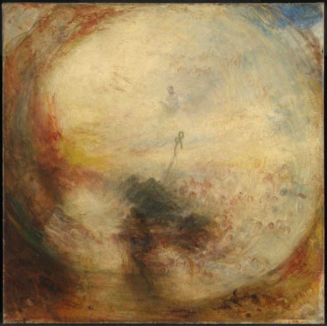 Joseph Mallord William Turner (British, 1775-1851) 'Light and Color (Goethe's Theory) - The Morning After the Deluge - Moses Writing the Book of Genesis' Exhibited 1843