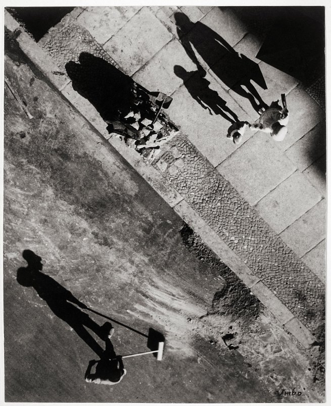 Umbo (Otto Umbehr) 'Mystery of the Street' (Mysterium der Strasse) 1928