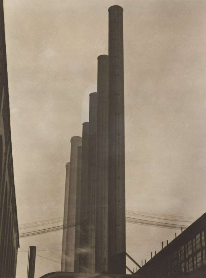 Edward Weston. 'Steel: Armco, Middletown, Ohio' October 1922