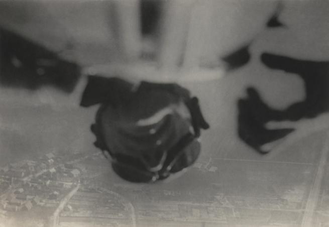 Willi Ruge. 'With My Head Hanging Down before the Parachute Opened . . .' (Mit dem Kopf nach unten hängend, bei ungeöffnetem Fallschirm . . .) 1931