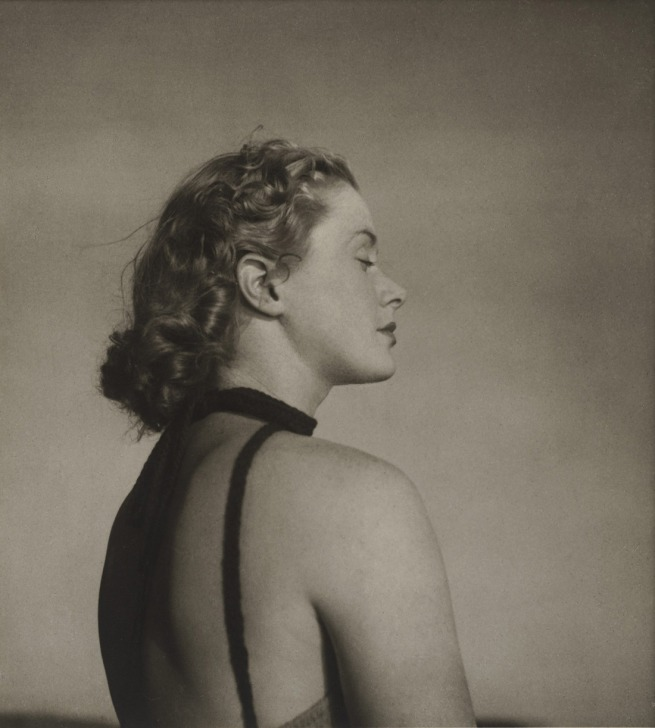 Olive Cotton. 'Only to taste the warmth, the light, the wind' c. 1939