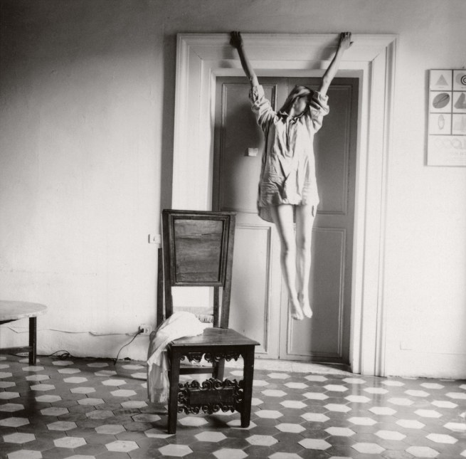 Francesca Woodman (1958-1981) 'Untitled Rome, Italy' 1977-1978/2006