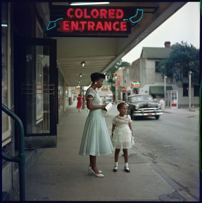 Gordon Parks (American, 1912-2006) 'Department Store, Mobile, Alabama' 1956