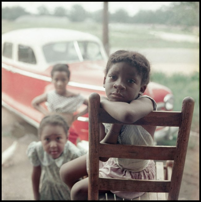 Gordon Parks (American, 1912-2006) 'Untitled, Shady Grove, Alabama' 1956