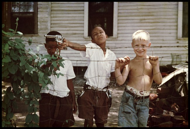 Gordon Parks (American, 1912-2006) 'Untitled, Alabama' 1956