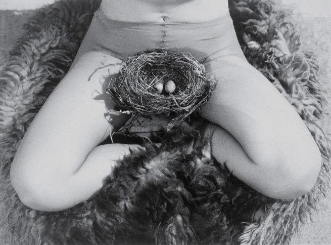 Birgit Jürgenssen (1949-2003) 'Nest' 1979