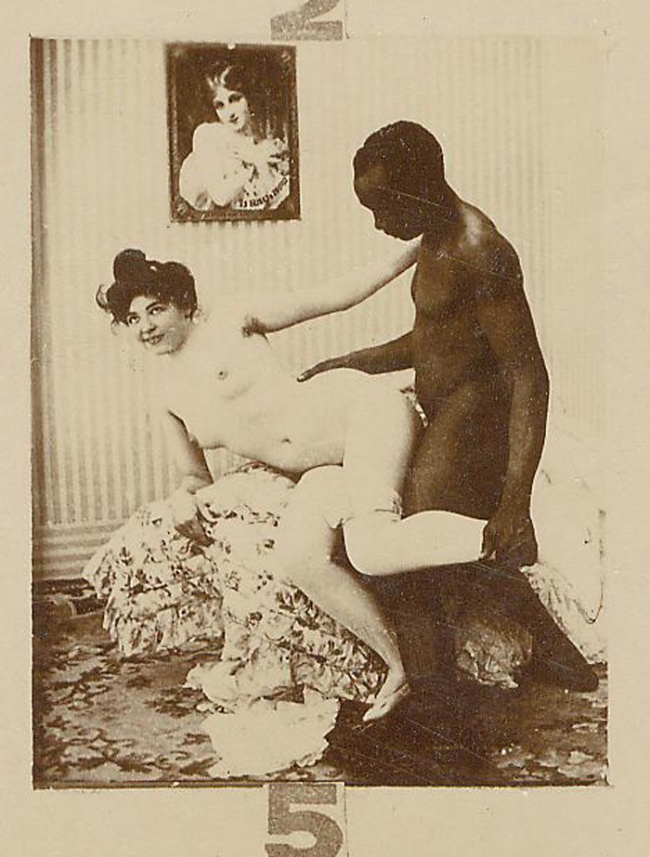 Unknown photographer. 'Bijoux 118 (catalog card)' 19th century (detail)