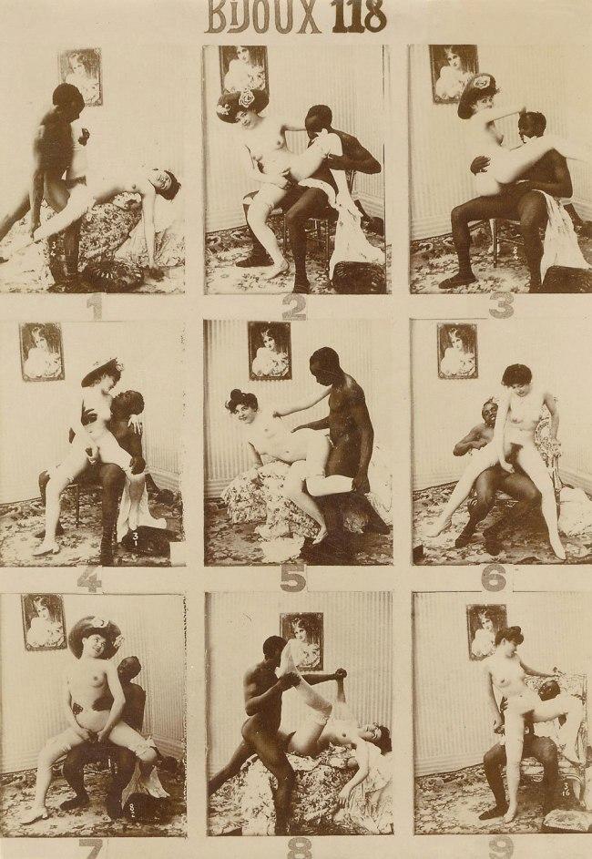 Unknown photographer. 'Bijoux 118 (catalog card)' 19th century