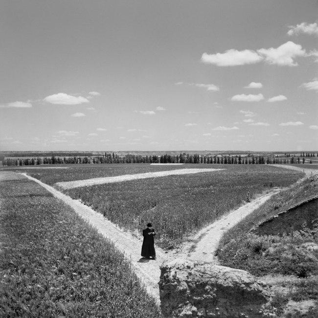 Nicolás Muller. 'San Cristóbal de Entreviñas' Zamora, 1957