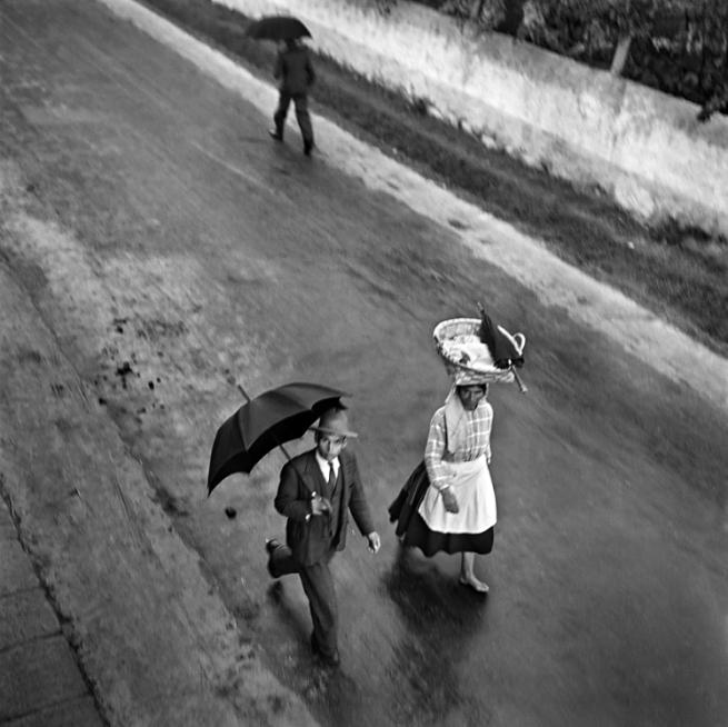 Nicolás Muller. 'Bajo la Lluvia' Portugal, 1939