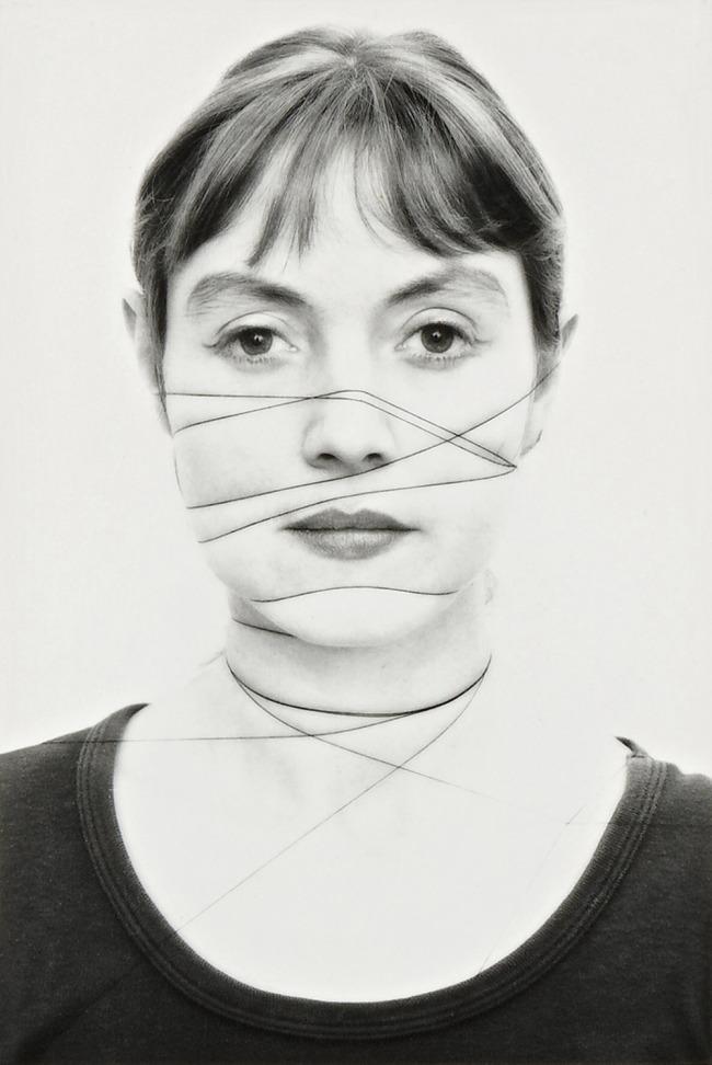 Annegret Soltau (*1946) 'Selbst' 1975