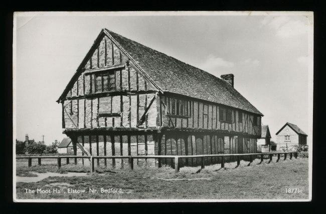 J. Salmon Ltd, Sevenoaks (British, 1880 -) 'The Moot Hall, Elstow, Nr. Bedford' After 1912