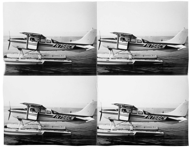 Andy Warhol (1928-1987) 'Cessna Plane' c. 1977