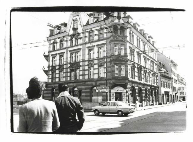 Andy Warhol (1928-1987) 'Street Scene' c. 1982