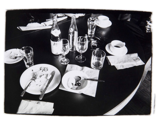 Andy Warhol (1928-1987) 'Table Setting' c. 1980